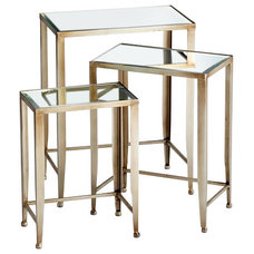 Contemporary Side Tables And End Tables by Chachkies