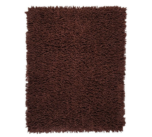 Donny Osmond Home - Donny Osmond Home Coffee Bean Silky Shag - 4' x 6' - Softer and silkier than traditional shag rugs made from wool or synthetic fibers. Uniquely luxuriant look and feel due to custom specified blended yarn (50% rayon made from bamboo, 50% cotton). Have you made family your #1 priority today? Let's make time, together. Find out more at DonnyOsmond.com