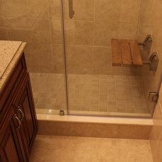 Contemporary Bathroom by Mullings Restoration & Development
