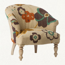 Eclectic Armchairs And Accent Chairs Terrain Cozy Chair