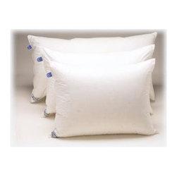 Daniadown Home - White Goose Down Royal Pillow (Regular) - Choose Size: Regular