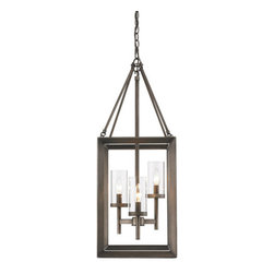 Golden Lighting - Golden Lighting 2073-3P Smyth 3 Light Pendant - Features: