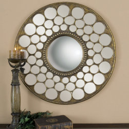 """12567-p Tarika by Uttermost - Get 10% discount on your first order. Coupon code: """"houzz"""". Order today."""