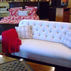 Eclectic Sofas by A & M Home Furnishings