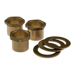 Delta Thick Tile Mounting Kit - Widespread - Bulk Pack - RP11096 - Designed exclusively for Delta faucets.