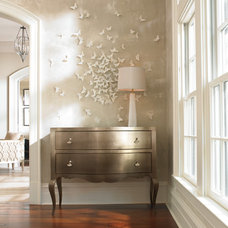 Transitional Storage Cabinets by Castle Furniture