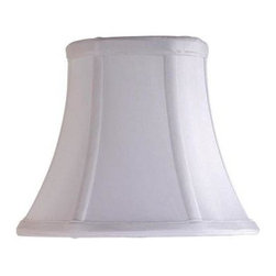 Laura Ashley - Laura Ashley Charlotte 7 in. White Bell Clip Shade SBL01907 - Shop for Lighting & Fans at The Home Depot. Founded in 1953, Laura Ashley has become a quintessential English brand, synonymous with quality, creativity, and individuality. Laura Ashley products are recognized worldwide for their colorful patterns and iconic floral prints. This white Laura Ashley clip lamp shade is made of raw silk, and will be a vibrant addition to any room.