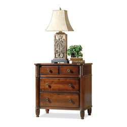 Durham Furniture - Durham Furniture Mount Vernon Architect Nightstand in Vernon - Durham Furniture has been making solid wood furniture of the highest quality and enduring value since 1899. Our proud legacy of quality, integrity and dependability places us among North America's premier manufacturers of fine furniture.