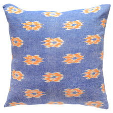 Eclectic Pillows by Kufri Life Fabrics