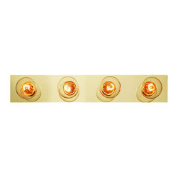 """Trans Globe Lighting - Trans Globe Lighting 3004 Four Light 24"""" Wide Bath Bar - Specifications:"""