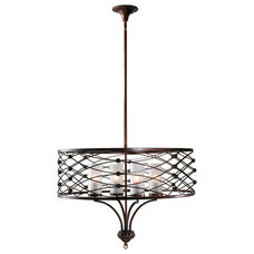 Eclectic Pendant Lighting by Littman Bros Lighting