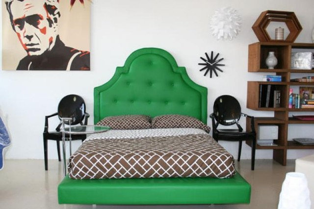 Eclectic Beds by Room Service