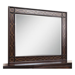 A.R.T. Furniture Intrigue Fretwork Mirror