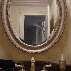 Traditional Bathroom by Marina Klima Goldberg - Klima Design Group