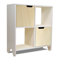 Hiya Book Shelf, Birch