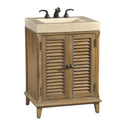 Ambella Home - New Ambella Home Petite Sink Chest Hampton - Product Details