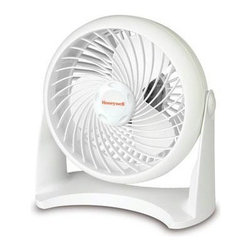 Kaz Inc - Honeywell TurboForce Fan White - Turbo Force Power - Use as a fan for intense cooling power or as a whole room air circulator - aerodynamic turbo design for maximum air movement; year round energy savings - save up to 25% on energy bills when used with an air conditioner - increased air flow allows the air conditioning & heating systems to be used at lower settings to help you save money year round.  Powerful 3 speed motor variable.  Tilt fan head pivots up to 90 degrees.  Removeable grille for easy cleaning.  Can be mounted on the wall to save space.