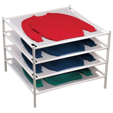 Contemporary Dryer Racks by Organize