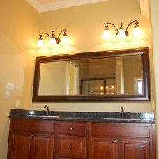 Traditional Bathroom Lighting And Vanity Lighting by St.Charles Lighting
