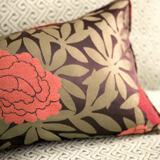 Traditional Decorative Pillows by PLATEMARK DESIGN