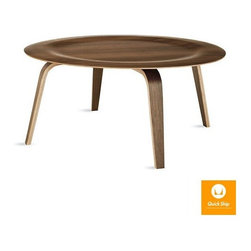 Herman Miller | Eames® Molded Plywood Coffee Table - Quick Ship -