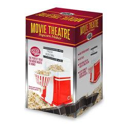 SMARTPLANET - Smart Planet MTP1 Popcorn Maker Movie Theater Popcorn - Smart Planet MTP1 Popcorn Maker Movie Theater Popcorn