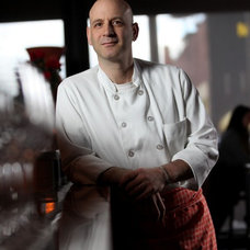 Eclectic  Pro Chefs Dish On Kitchens: Marc Vetri