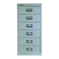 ... label holders, this compact storage cabinet looks great at the office