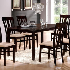 Contemporary Dining Tables by Vons Furniture