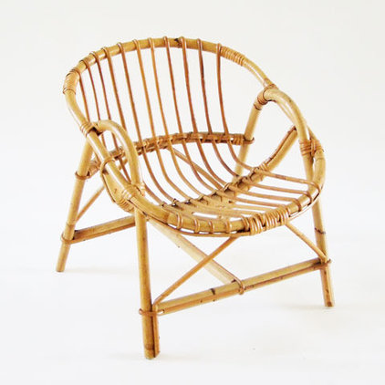 traditional kids chairs by Edmond
