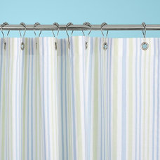 Contemporary Shower Curtains by The Land of Nod