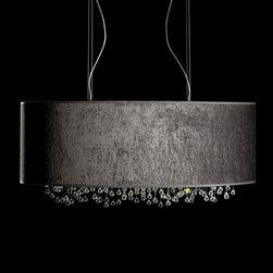 Viso - Velvet Suspension - Soft, silky, and seductive, Velvet is reminiscent of 1930s deco.