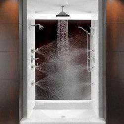 water therapy showers -