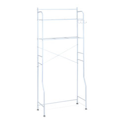 Furinno - Furinno FNBQ-22041 Yijin Storage Shelves - Furinno Yijin Home Living Space Saving Storage Shelf is (1) Unique Structure: designed with simple yet stylish appearance. We focus on products that fit in your space and fit on your budget. (2) Easy Assembly: with reference to the assembly instruction, this unit can be assembled in as short as 30 minutes. Designed to meet the demand of low cost but durable and efficient furniture.A simple attitude towards lifestyle is reflected directly on the design of Furinno Furniture, creating a trend of simply nature. Products are produced 100-percent in China. Care instructions: wipe clean with clean damp cloth. Avoid using harsh chemicals. Pictures are for illustration purpose. All decor items are not included in this offer.