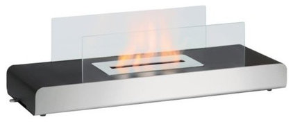 modern fireplaces by Lumens