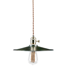 Industrial Pendant Lighting by Reclamations Lighting
