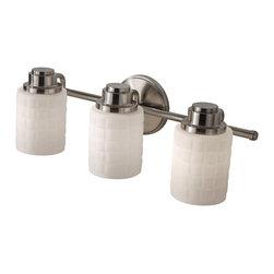 Murray Feiss - Murray Feiss Wadsworth Modern/ Contemporary Bathroom / Vanity Light X-SB-30023SV - Murray Feiss Wadsworth Modern / Contemporary Bathroom / Vanity Light X-SB-30023SV