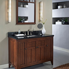 Modern Bathroom Lighting And Vanity Lighting by Lightology