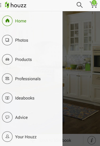 Inside Houzz: Android App Gets a Lighter, Brighter Update
