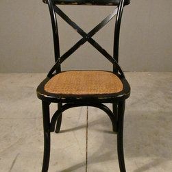 axel chair - black - view this item on our website for more information + purchasing availability: http://redinfred.com/shop/category/furnish/dining-desk-chairs/axel-chair/