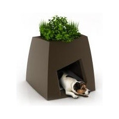 contemporary pet accessories by JardinChic