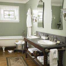 Traditional Bathroom Sinks by Vintage Tub & Bath