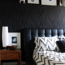 home and garden / Chevron bedding from West Elm