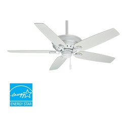 "Casablanca - Casablanca 54118 Adelaide 54-60"" 5 Blade Energy Star Ceiling Fan - Blades Sold S - Included Components:"