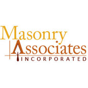 Masonry Associates Inc. Logo