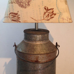 Lamp design - Design by: Sioban ODonoghue