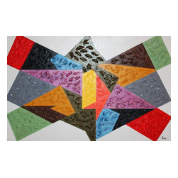 Funmi Adeshina - Grace. Original Artwork, Painting - Original Artwork made by Funmi Adeshina.