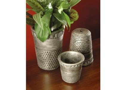 Eclectic Indoor Pots And Planters by hpotter.com