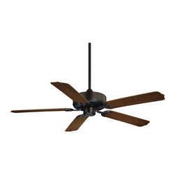 "Savoy House English Bronze Ceiling Fan 52"" Wide Nomad Ceiling Fan - Product Highlights"