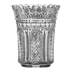 "Waterford Crystal - Waterford Crystal Camilla 15"" Centerpiece Limited Edition of 300 164532 - Waterford Crystal Camilla 15"" Centerpiece Limited Edition of 300 164532  -  Size: 15  -  Don't Buy From An Unauthorized Dealer  -  Genuine Waterford Crystal  -  Fully Authorized U.S. Waterford Crystal Dealer  -  Stamped With The Waterford Seahorse Symbol Of Excellence  -  Waterford Crystal UPC Number: 024258526631  -  John Connolly 50Th Anniversary Collection"